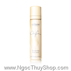 Oriflame Chiffon Deodorising Body Spray 18199