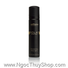Oriflame Eclat Women Deo Body Spray 13838