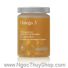Wellness by Oriflame - Omega 3 15397