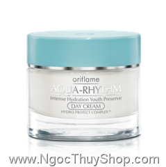 Kem dưỡng ẩm ban ngày Oriflame Aqua-Rhythm Intense Hydration Youth Preserve Day Cream (18662)