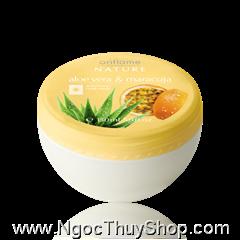 Mặt nạ dưỡng tóc Oriflame Aloe Vera & Maracuja Soothing Hair Mask (20344)