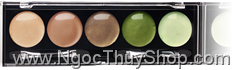 Bộ phấn mắt trang điểm Oriflame Pure Colour Eye Shadow Palette (18346)