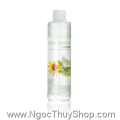 Dung dịch làm săn da Pure Nature Organic Aloe Vera & Emica Extract Soothing Toner (18919)