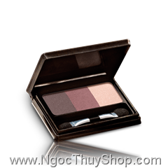 Bộ màu mắt 3 màu Oriflame Beauty Wild West Couture Eye Shadow Trio (21242)