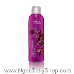 Gel tắm Oriflame Shower Gel with antioxidant Grapes & Echinacea (16536)