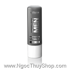 Sáp dưỡng môi nam Oriflame North For Men Protective Lip Balm SPF 6 (20160)
