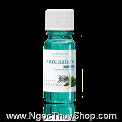Tinh dầu trà xanh Oriflame Pure Natature Organic Tea Tree & Rosemary Purifying Oil (21352)