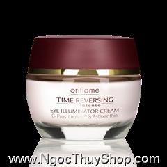 Kem dưỡng vùng mắt Oriflame Time Reversing InTense eye IIIuminator Cream (21345)