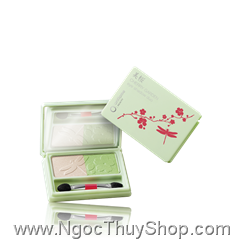 Phấn mắt Oriflame Beauty Cherry Garden Eyeshadow Duo (22476)