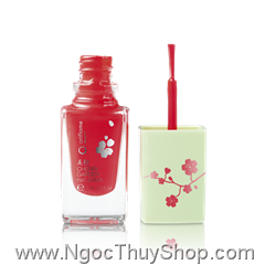 Sơn móng tay Oriflame Beauty Cherry Garden Nailpolish (22477)