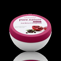 Oriflame 21557 - Kem dưỡng da ban ngày Pure Nature Organic Acai & Pomegranate Antioxidant Day Cream (21557)