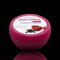 Oriflame 21574 - Kem dưỡng da ban đêm Pure Nature Organic Acai & Pomegranate Antioxidant Night Cream (21574)