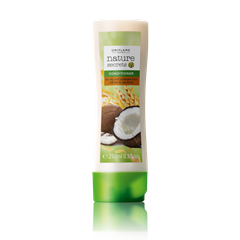 Oriflame 21862 - Dầu xả Nature Secrets Conditioner for Dry and Damaged Hair Wheat & Coconut (21862 Oriflame)