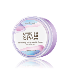 Kem dưỡng thể Oriflame Swedish Spa Hydrating Body Souffl Cream (21875)