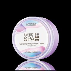 Kem dưỡng thể Oriflame Swedish Spa Hydrating Body Souffl Cream (21875)