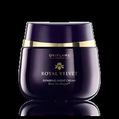 Oriflame 22814 - Kem dưỡng da ban đêm Oriflame Royal Velvet Repairing Night Cream (22814 Oriflame)