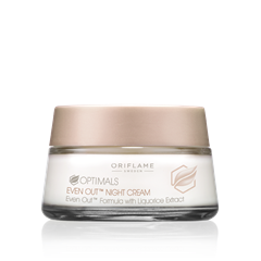 Oriflame 22457 - Kem dưỡng da ban đêm Oriflame Optimals Even Out Night Cream (22457 Oriflame)