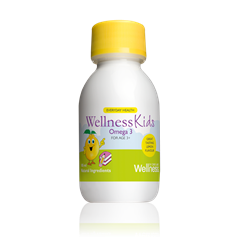 Oriflame 22467 - Thực phẩm bổ sung dinh dưỡng cho trẻ em Oriflame Wellness Kids Omega 3 (22467 Oriflame)