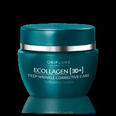 Oriflame 24135 - Kem làm giảm nếp nhăn Oriflame Ecollagen 3D Deep Wrinkle Corrective Care (24135 Oriflame)