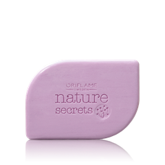 Oriflame 23410 - Thanh xà phòng Oriflame Nature Secrets Soap Bar with Relaxing Lavender & Fig (23410 Oriflame)