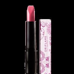 Oriflame 24057 - Son môi Pure Colour Floral Lipstick - Fuchsia Red (24057 Oriflame)