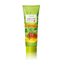 Oriflame 23401 - Kem dưỡng da tay Nature Secrets Hand Cream for Sensitive Skin Jojoba & Mango (23401 Oriflame)