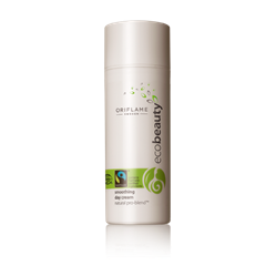 Oriflame 23404 - Kem dưỡng da ban ngày Oriflame Ecobeauty Smoothing Day Cream (23404 Oriflame)