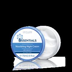 Oriflame 23745 - Kem dưỡng da ban đêm Oriflame Essentials Moisturising Night Cream (23745 Oriflame)