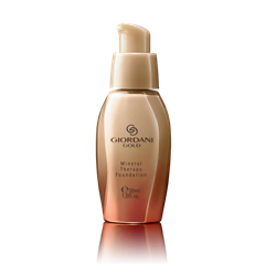Oriflame 25377 - Kem nền Oriflame Giordani Gold Mineral Therapy Foundation - Live Ivory (25377 Oriflame)