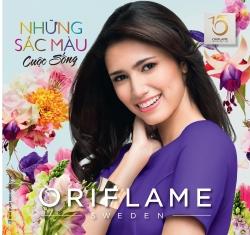 Catalogue mỹ phẩm Oriflame 9-2018