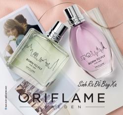 Catalogue mỹ phẩm Oriflame 6-2019